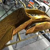 Kuhl Racing Nissan GT R Gold 12 175x175 at Kuhl Racing Nissan GT R with Engraved Gold Metal Paint