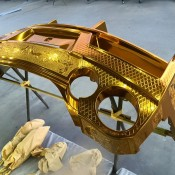 Kuhl Racing Nissan GT R Gold 14 175x175 at Kuhl Racing Nissan GT R with Engraved Gold Metal Paint