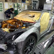 Kuhl Racing Nissan GT R Gold 18 175x175 at Kuhl Racing Nissan GT R with Engraved Gold Metal Paint