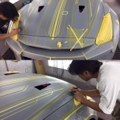 Kuhl Racing Nissan GT R Gold 21 175x175 at Kuhl Racing Nissan GT R with Engraved Gold Metal Paint