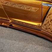 Kuhl Racing Nissan GT R Gold 4 175x175 at Kuhl Racing Nissan GT R with Engraved Gold Metal Paint
