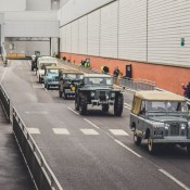 Last Defender 1 175x175 at Last of the Current Land Rover Defender Rolls Off the Line