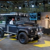Last Defender 10 175x175 at Last of the Current Land Rover Defender Rolls Off the Line