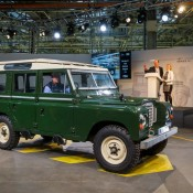 Last Defender 9 175x175 at Last of the Current Land Rover Defender Rolls Off the Line