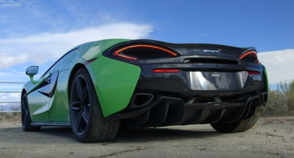 Mclaren 570s Tested On Road And Track