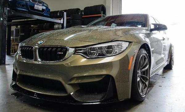 Messing Metallic BMW M3 0 600x365 at Messing Metallic BMW M3 Individual by EAS