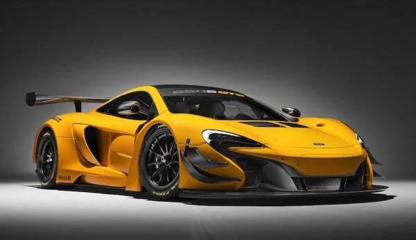 2016 McLaren 650S GT3 0 600x346 at 2016 McLaren 650S GT3 Announced with New Factory Drivers
