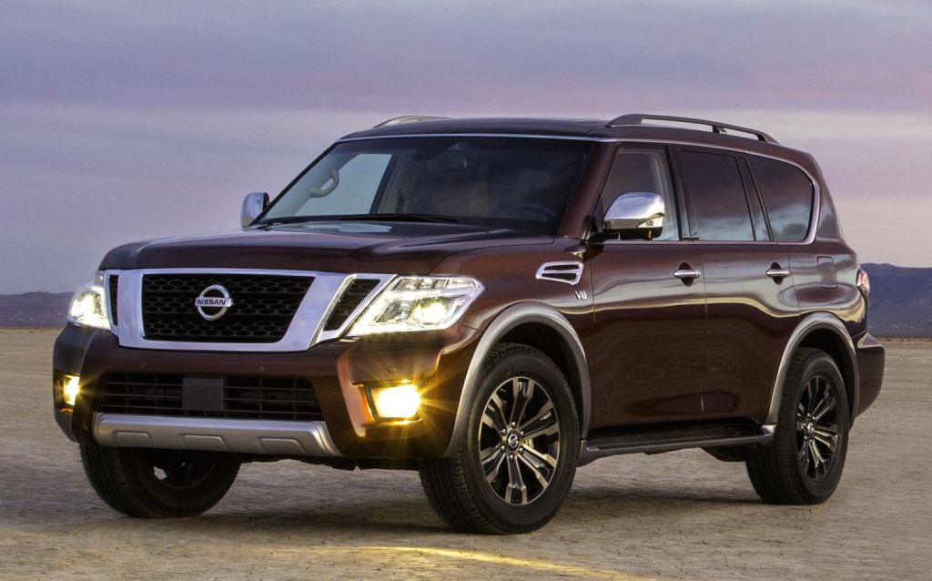 2017 Nissan Armada Configurations >> Official 2017 Nissan Armada