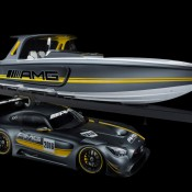 Cigarette Racing GT3 2 175x175 at Mercedes AMG GT3 Inspires Cigarette Racing Performance Boat