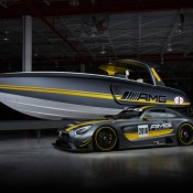 Cigarette Racing GT3 3 175x175 at Mercedes AMG GT3 Inspires Cigarette Racing Performance Boat