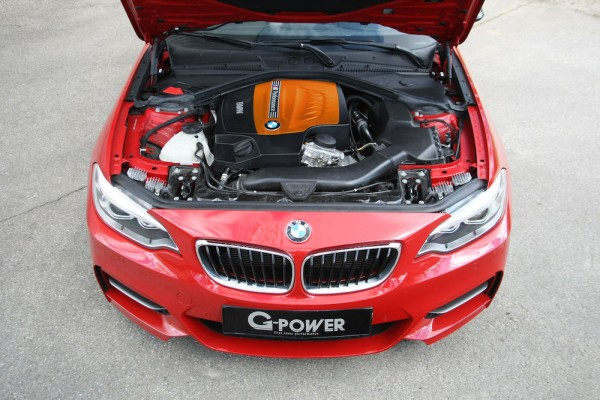 G Power BMW M235i 2 600x400 at G Power BMW M235i Gets 380 hp