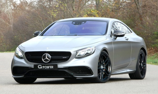 G Power Mercedes AMG C63 0 600x356 at G Power Mercedes AMG C63 Coupe