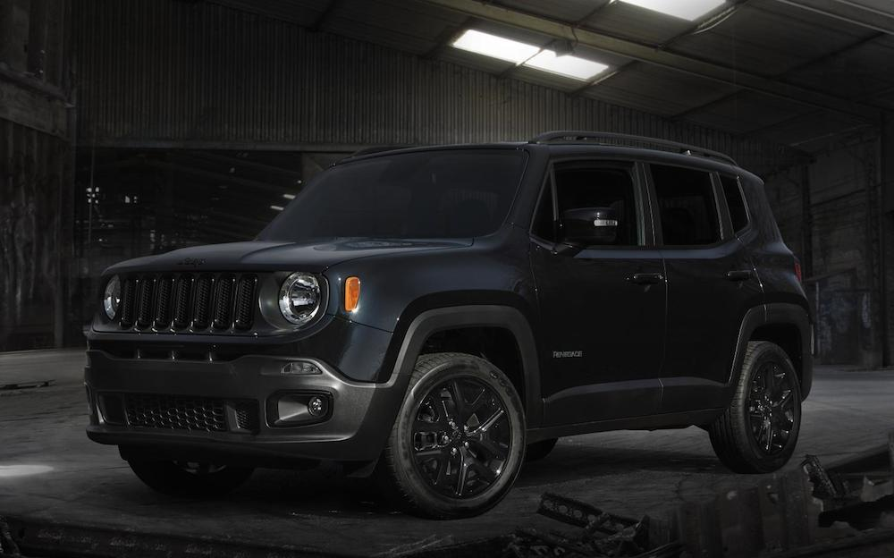 official jeep renegade dawn of justice edition. Black Bedroom Furniture Sets. Home Design Ideas