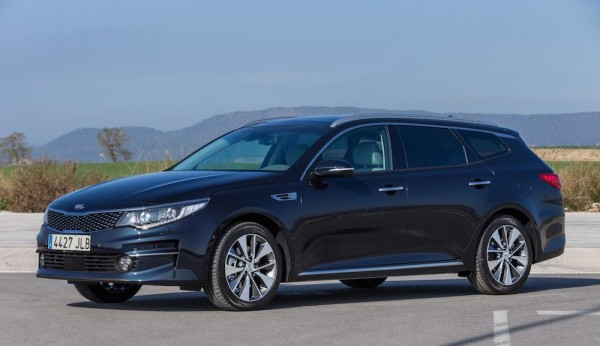 Kia Optima Sportswagon 0 600x346 at Kia Optima Sportswagon Set for Geneva Debut
