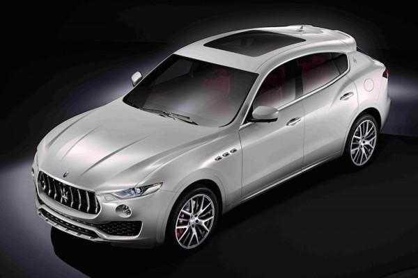 Maserati Levante ann 0 600x400 at Maserati Levante SUV Officially Announced