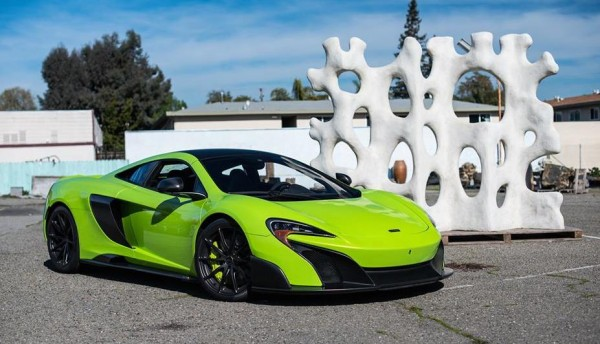 Napier Green McLaren 675LT 00 600x344 at Spotlight: Napier Green McLaren 675LT