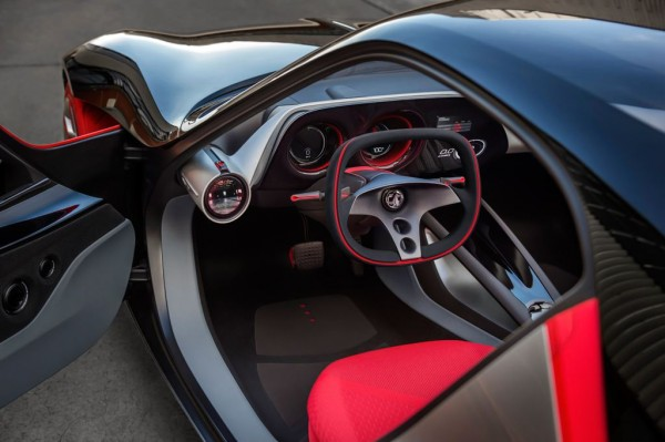 Opel GT Geneva 0 600x399 at Opel GT Concept Headed to Geneva Motor Show
