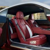 Syrah Red Rolls Royce Wraith 1 175x175 at Bespoke Syrah Red Rolls Royce Wraith Revealed