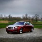 Syrah Red Rolls Royce Wraith 6 175x175 at Bespoke Syrah Red Rolls Royce Wraith Revealed