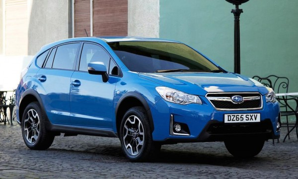 Upgraded Subaru XV 1 600x362 at Upgraded Subaru XV Launches in the UK