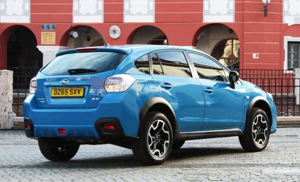 Upgraded Subaru XV 2 600x364 at Upgraded Subaru XV Launches in the UK