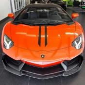 Vorsteiner Lamborghini Aventador 1 175x175 at Vorsteiner Lamborghini Aventador Spotted for Sale