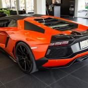 Vorsteiner Lamborghini Aventador 8 175x175 at Vorsteiner Lamborghini Aventador Spotted for Sale