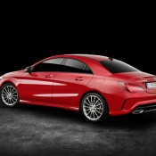 2017 Mercedes CLA Facelift 2 175x175 at 2017 Mercedes CLA Facelift Unveiled