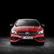 2017 Mercedes CLA Facelift 3 175x175 at 2017 Mercedes CLA Facelift Unveiled