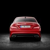 2017 Mercedes CLA Facelift 4 175x175 at 2017 Mercedes CLA Facelift Unveiled