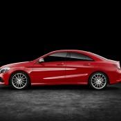 2017 Mercedes CLA Facelift 5 175x175 at 2017 Mercedes CLA Facelift Unveiled