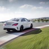 2017 Mercedes CLA Facelift 7 175x175 at 2017 Mercedes CLA Facelift Unveiled