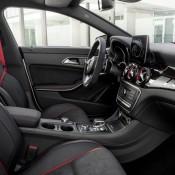 2017 Mercedes CLA Facelift 8 175x175 at 2017 Mercedes CLA Facelift Unveiled