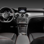 2017 Mercedes CLA Facelift 9 175x175 at 2017 Mercedes CLA Facelift Unveiled