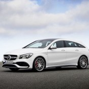 2017 Mercedes CLA Shooting Brake 11 175x175 at Gallery: 2017 Mercedes CLA Shooting Brake