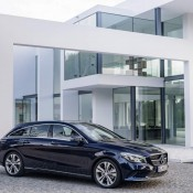 2017 Mercedes CLA Shooting Brake 2 175x175 at Gallery: 2017 Mercedes CLA Shooting Brake