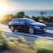 2017 Mercedes CLA Shooting Brake 4 175x175 at Gallery: 2017 Mercedes CLA Shooting Brake
