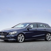 2017 Mercedes CLA Shooting Brake 7 175x175 at Gallery: 2017 Mercedes CLA Shooting Brake