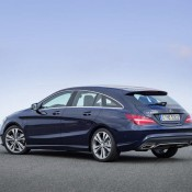 2017 Mercedes CLA Shooting Brake 9 175x175 at Gallery: 2017 Mercedes CLA Shooting Brake