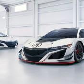 Acura NSX GT3 3 175x175 at Acura NSX GT3 Race Car Revealed