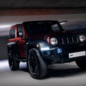 Jeep Wrangler Black Hawk Kahn 4 175x175 at Kahn Design Jeep Wrangler Black Hawk Detailed