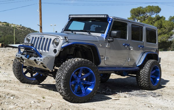 Jeep Wrangler Forgiato 0 600x380 at Super Off Roader: Jeep Wrangler by Forgiato