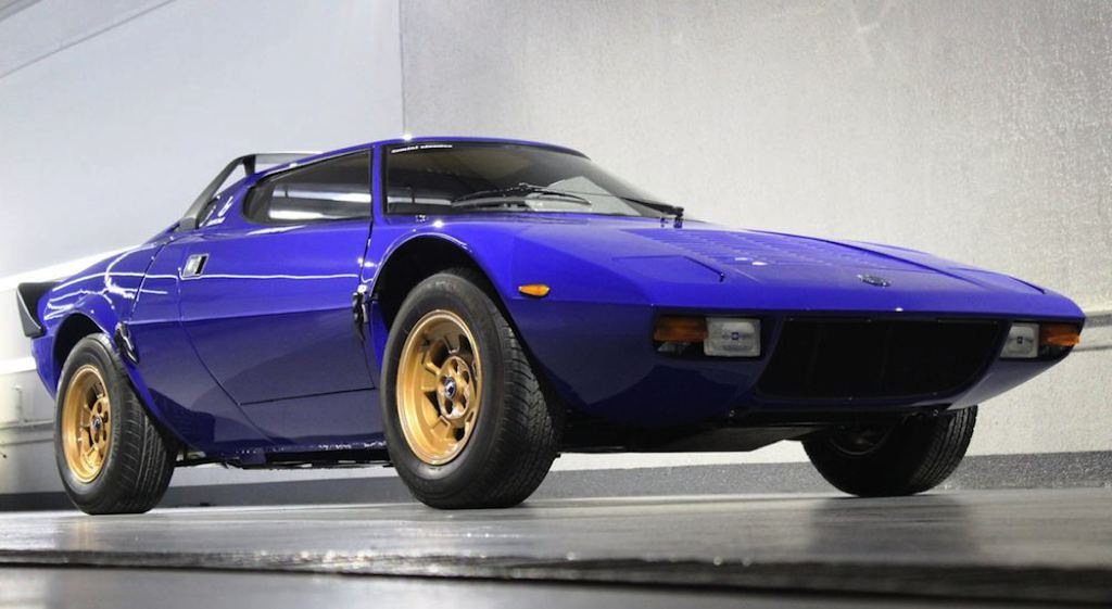 Nissan March Tuning >> Gallery: Super Clean Lancia Stratos HF Stradale