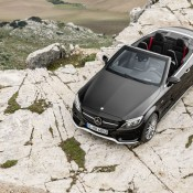 Mercedes AMG C43 Cabriolet 2 175x175 at Official: Mercedes AMG C43 Cabriolet