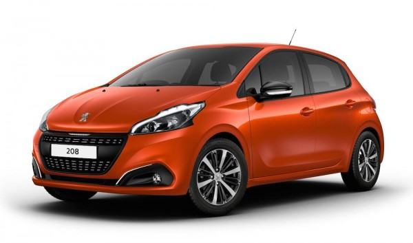 Peugeot 208 XS 0 600x353 at Official: Peugeot 208 XS Special Edition