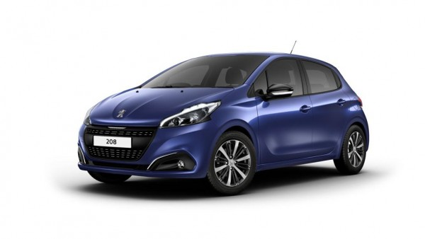 Peugeot 208 XS 1 600x338 at Official: Peugeot 208 XS Special Edition