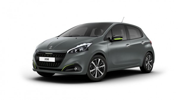 Peugeot 208 XS 2 600x338 at Official: Peugeot 208 XS Special Edition
