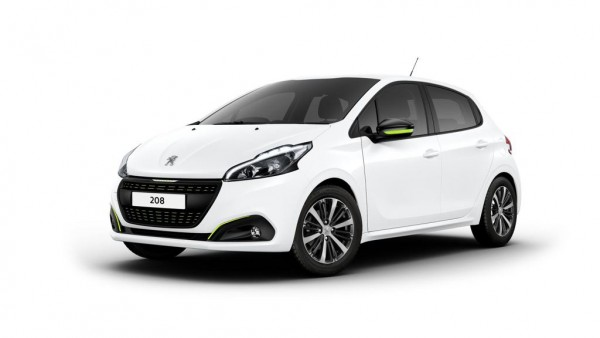 Peugeot 208 XS 4 600x338 at Official: Peugeot 208 XS Special Edition