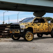 Spades Kreations Dodge Ram 1 175x175 at Spades Kreations Dodge Ram Mega Cab Is a Monster!