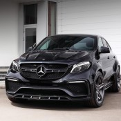"""TopCar Mercedes GLE Coupe 1 175x175 at Preview: TopCar Mercedes GLE Coupe """"Inferno"""""""